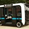 Olli — напечатанный на 3D-принтере беспилотный автобус, наделённый интеллектом IBM Watson