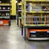 Роботы Amazon справляются со своими задачами в 4 раза быстрее человека