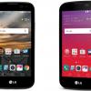 Смартфон LG K3 с экраном диагональю 4,5 дюйма работает под управлением Android 6.0
