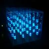 LED RGB куб 4x4x4 для визуализации музыки