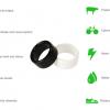 Bio Ring: кольцо-трекер с пульсометром и неинвазивным подсчетом потребялемых калорий