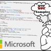 Проверяем исходный код WPF Samples от Microsoft