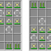 Центральная симметрия сетки