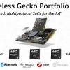 Однокристальные системы Silicon Labs Wireless Gecko предназначены для интернета вещей