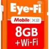 Поддержка всех карт памяти Eye-Fi, кроме Mobi и Mobi Pro, прекращена