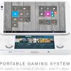 Карманный игровой ПК PGS работает с настольной ОС Windows 10