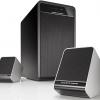 Acoustic Energy Aego³ и Aego Sound3ar: стереосистема и саундбар с сабвуфером и поддержкой Bluetooth