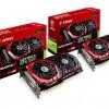 Линейка видеокарт MSI пополнилась моделями GeForce GTX 1080 Gaming Z 8G и MSI GeForce GTX 1070 Gaming Z 8G