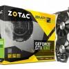 Графический процессор 3D-карты Zotac GeForce GTX 1060 AMP! разогнан до 1771 МГц