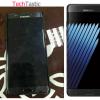 Появилось первое «живое» фото смартфона Samsung Galaxy Note7