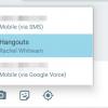 В приложении Hangouts 11 появилась возможность отправлять видеосообщения