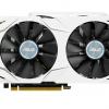 Видеокарта Asus Dual GeForce GTX 1070 может привлечь белым кулером
