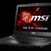 Крупнейшим поставщиком игровых ноутбуков стала компания MSI