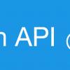 Open API Ivideon: первые шаги