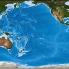 В Тихом океане прошло землетрясение с высокой магнитудой