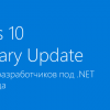 Windows 10 Anniversary Update стала доступна