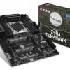 Системная плата MSI X99A Tomahawk поддерживает накопители SATA, M.2 и U.2