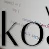Пишем микросервис на KoaJS 2 в стиле ES2017. Часть II: Минималистичный REST