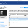 Тестовая функция Firefox загружает страницу из «Архива Интернета» вместо ошибки 404