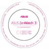 Новое поколение умных часов Asus ZenWatch 3 получит круглый дисплей