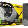3D-карта Zotac GeForce GTX 1080 ArcticStorm оснащена водоблоком