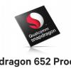 Qualcomm ускорит однокристальную систему Snapdragon 652