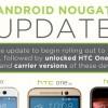 HTC рассказала, когда ждать обновления до Android 7.0, но перечислила лишь три модели смартфонов