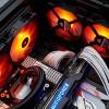 Вентиляторы Corsair SP120 RGB и HD 120 RGB, корпус Crystal Series 460X RGB и коврик для мыши MM800 RGB Polaris оснащены подсветкой RGB