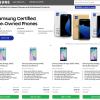 Samsung начала продавать в США восстановленные смартфоны