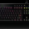 Игровая клавиатура Logitech G213 Prodigy оснащена настраиваемой подсветкой RGB