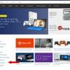 На главной странице магазина Microsoft Store пропала ссылка на смартфоны Lumia
