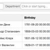 Как отобразить динамическую выгрузку из БД на страницах Atlassian Confluence?