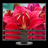 Монитор NEC EA245WMi с соотношением сторон 16:10 и матрицей AH-IPS предназначен для видеостен