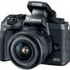 Представлена беззеркальная камера Canon EOS M5 и объектив EF-M 18-150mm f/3.5-6.3 IS STM
