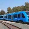 Компания Alstom представила поезд Coradia iLint, работающий на водородных топливных элементах