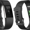 Начались мировые продажи трекеров активности Fitbit Charge 2