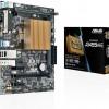 На системной плате Asus J3455M-E установлена однокристальная система Intel Celeron J3455