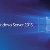 Доступна финальная версия Windows Server 2016