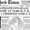 4 октября 1957 года — первый искусственный радиосигнал из космоса