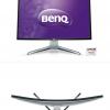 Монитор Benq EX3200R оснастили изогнутой панелью диагональю 31,5 дюйма разрешением всего 1920 х 1080 пикселей