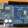 Управление шлагбаумом с помощью Arduino UNO и радиопередатчика 433 МГц