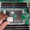 Появились изображения гигантского разъема Intel LGA 3647 для процессоров Skylake-EX и Knights Landing