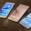 Samsung приостановила производство смартфонов Galaxy Note7 в связи с сообщениями о проблемах с аппаратами из новой партии