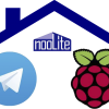 NooLite + Raspberry Pi + Telegram = умный дом
