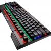 Клавиатура Cougar Ultimus RGB позволяет настраивать подсветку каждой клавиши в отдельности