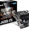 Процессоры Intel Apollo Lake используются в материнских платах ASRock J3455-ITX, J4205-ITX и J3455M