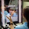В Японии создана система, печатающая индивидуальный макияж, наклеиваемый на лицо