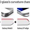 Форма корпуса смартфона Galaxy Note7 стала одной из причин проблем с этим аппаратом