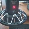 Изготовление шокмаунта для микрофона Yeti