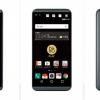 Смартфон LG V34 — более компактная и защищённая от воды версия V20. Но только для Японии